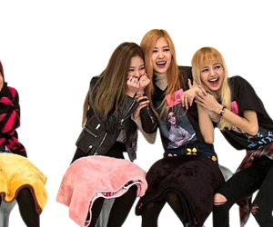 png and blackpink image