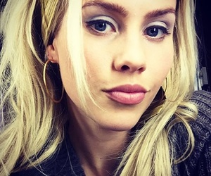 beautiful and claire holt image