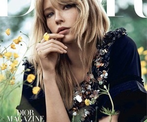 beauty, dior, and haley bennet image