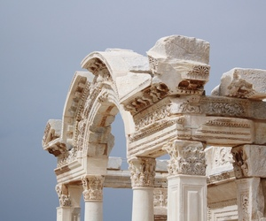 ancient, Greece, and architecture image