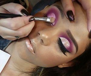 beautiful, diy, and makeup image