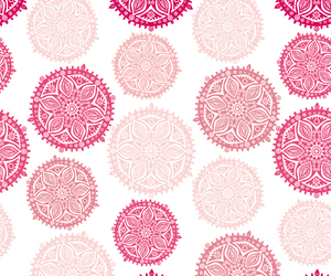 patterns, pink, and white image