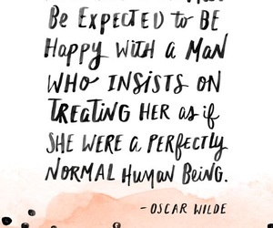 oscar wilde, quote, and woman image