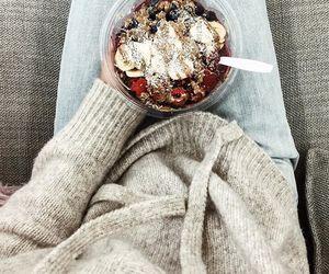 food, fruit, and teenager image