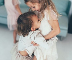 beauty, children, and sweetness image