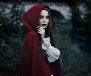 fantasy and red image