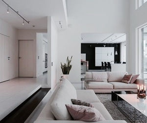 home, interior, and rooms image