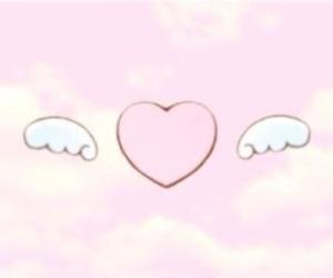 pink, ハート, and ゆめかわいい image