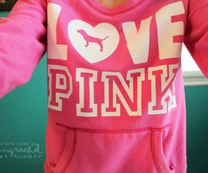 hoodie, Victoria's Secret, and vs pink image