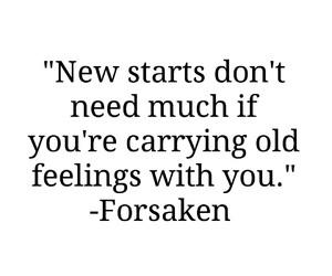 feelings, forsaken, and need image