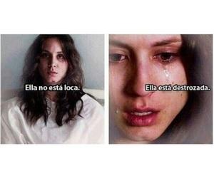 frases, depresion, and español image