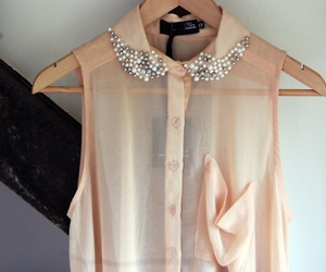 fashion, style, and blouse image