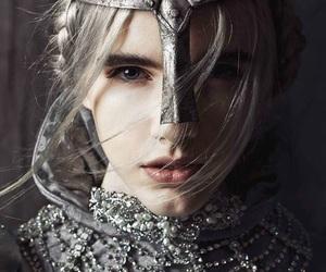 warrior, fantasy, and woman image