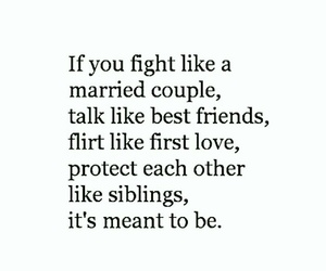 couples, goals, and quotes image