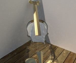 music, violin, and aesthetic image