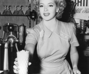 50s, vintage, and black and white image