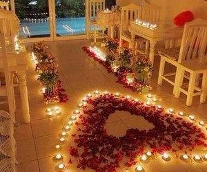 love, heart, and romantic image