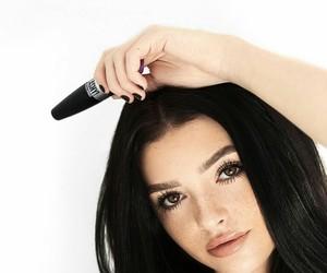 Cover Girl, eyelashes, and gorgeous image