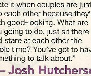josh hutcherson, quote, and hunger games image