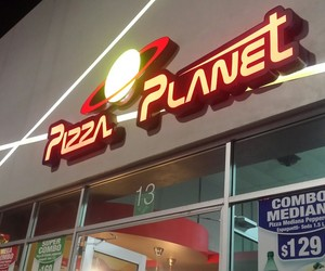 disney, toy story, and pizza planet image