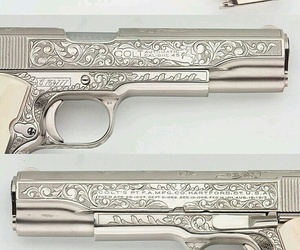 cool, guns, and wow image