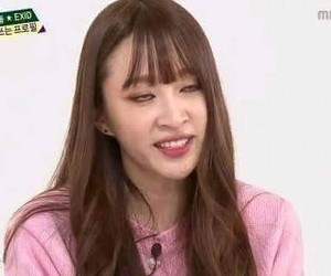 derp face, exid, and hani image