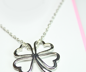 clover, necklace, and to february image