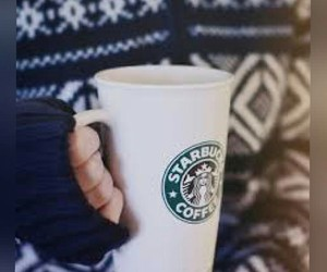 coffe, cool, and winter image