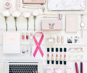 girly, pink, and must haves image
