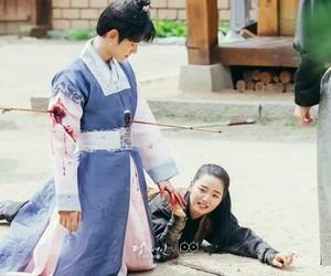 baekhyun, exo, and z.hera image