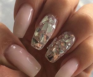 art, chic, and nails image