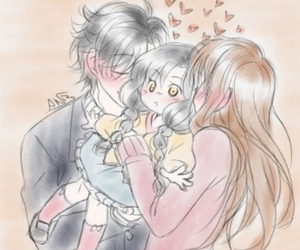 Mc, jumin, and mystic messenger image