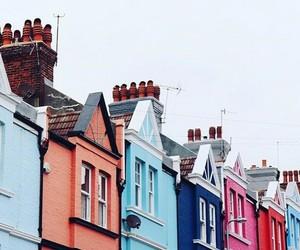 brighton, house, and pastel image