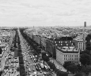 champs elysees, paris, and karolinaarvidsson image