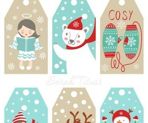 christmas, diy, and gift image
