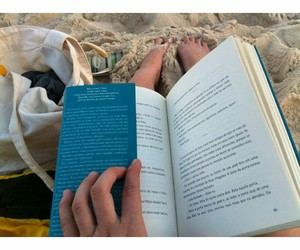 book, books, and day image