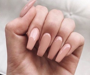 nails and those nails are image