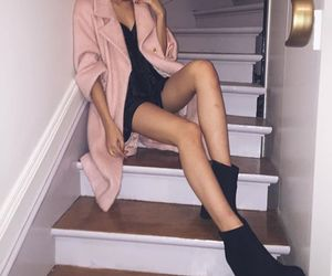 coat, hello december, and fashion image