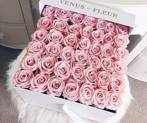flowers, cute, and girly image