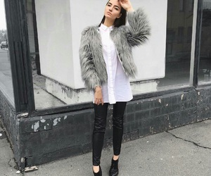 beuty, black, and clothes image
