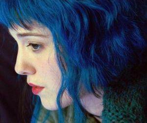 blue, hair, and scott pilgrim image