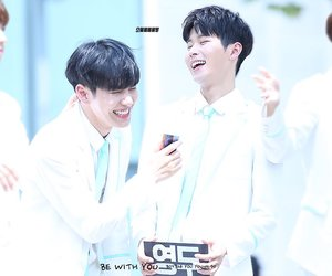 doha, youngdoo, and boys24 image
