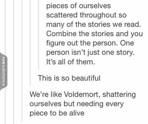 book, harry potter, and voldemort image