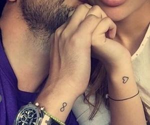 tattos, cute, and boyfriend image