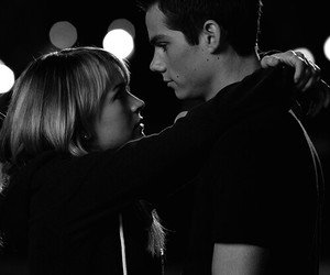 couple, the first time, and dylan o'brien image