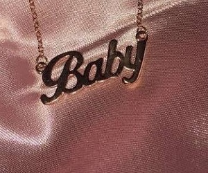 baby, pink, and tumblr image
