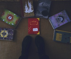 alternative, books, and dumbledore image