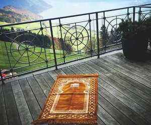 islam, prayer, and nature image