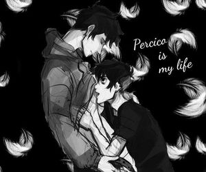 gays, percy jackson, and angelo image