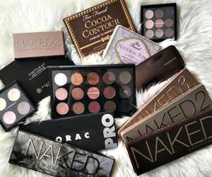 beautiful, naked, and urban decay image